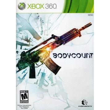 Bodycount Xbox 360 Game Codemasters