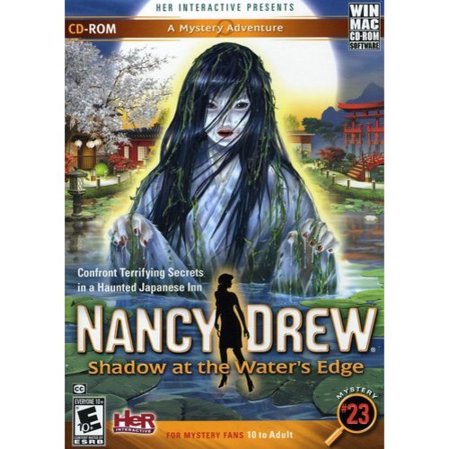 Her Interactive Nancy Drew: Shadow at the Water's Edge