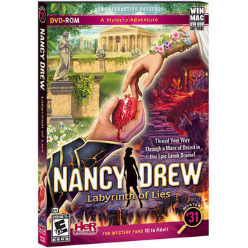 U & I Entertainment Nancy Drew: Labyrinth Of Lies - Mac/windows