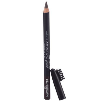 Sorme Eyebrow Pencil with Brush - Rich Brown