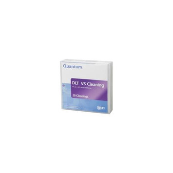 QUANTUM reinigungs Kasette DLTVS Media for DLT1 VS80 tape drives (BHXHC-02)