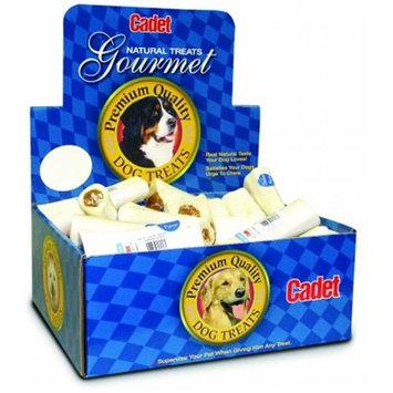 Ims Trading Corporation Ims Trading Dog Treat Medium Stuffed Chicken Bone Med