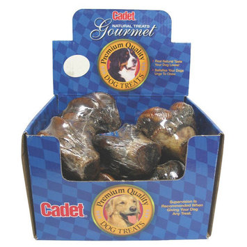 Ims Pet Industries Ims Trading Large Knuckle Bone 01538 Pack of 8