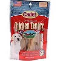 Cadet Premium Chicken Tenders Dog Treats Size: 3 Ounce.