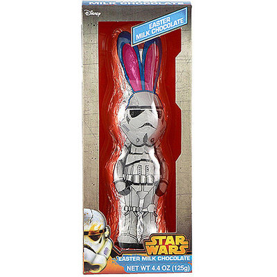 Galerie Star Wars Milk Chocolate Storm Trooper Bunny