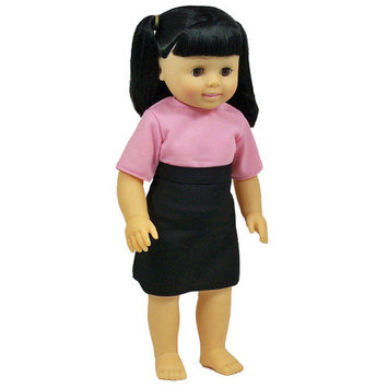 Get Ready Kids Formerly Mt & B Get Ready 636 Asian Girl Kids Doll