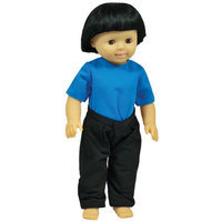 Get Ready Kids Formerly Mt & B Get Ready 637 Asian Boy Kids Doll