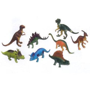 Get Ready Kids 874 Dinosaurs 8-Piece Set