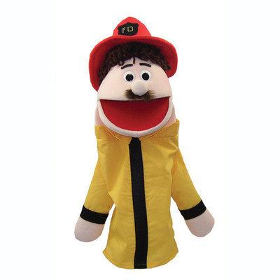 Get Ready Kids Fireman Puppet
