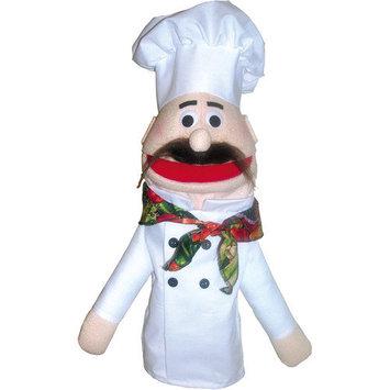 Get Ready Kids 431C Chef Puppet