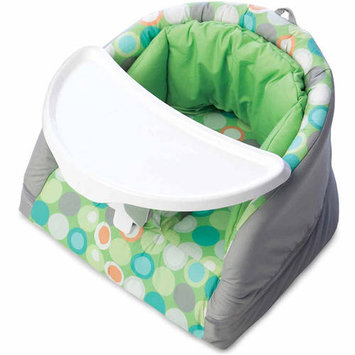 Boppy Baby Chair Green Marbles