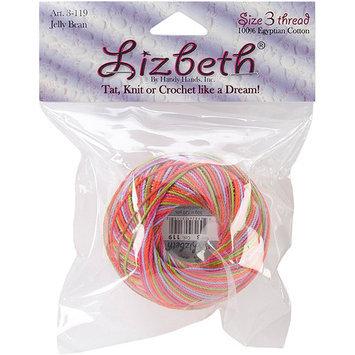 Handy Hands Lizbeth Cordonnet Cotton, Size 3