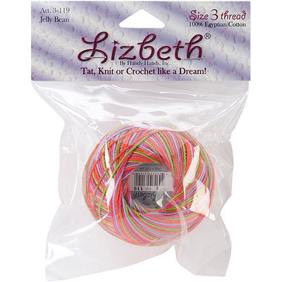 Handy Hands Lizbeth Cordonnet Cotton Size 3 Baby Blue
