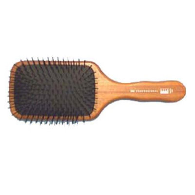 Swissco 960P Large Paddle Hair Brush with Heat Resistant Pins