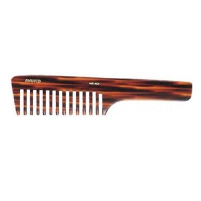 Swissco 1703 Tortoise Handle Comb Wide Tooth