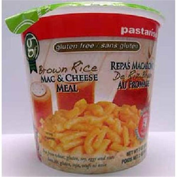 Pastariso Instant Brown Rice Mac and Cheese Meal - 2 oz