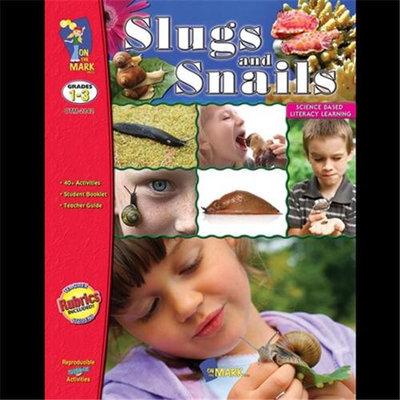 On The Mark Press OTM2142 Slugs & Snails Gr. 1-3