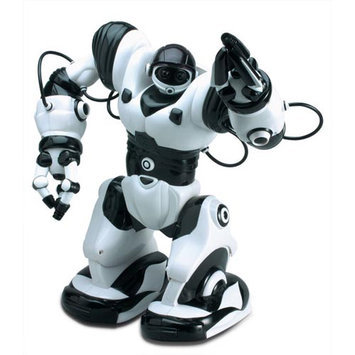 Wow Wee WowWee Robosapien Humanoid Toy Robot with Remote Control