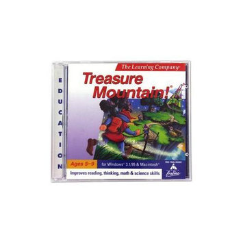 Learning Company Treasure Mountain Learning Game for the PC(Case of 20)