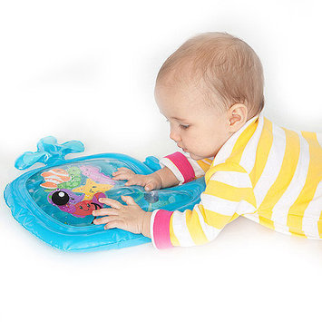 Infantino Pat & Play Water Mat - Whale