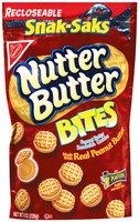 Nabisco Nutter Butter Sandwich Cookies - Peanut Butter Bites Snak-Saks