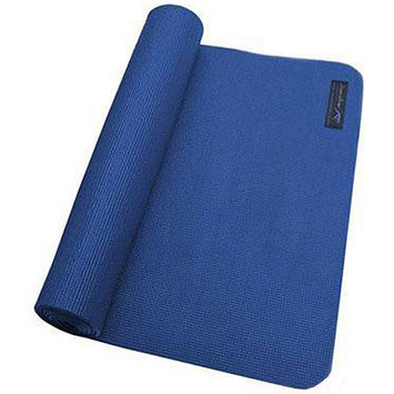 Zenzation Athletics WTE10002B Premium Yoga Mat - Blue