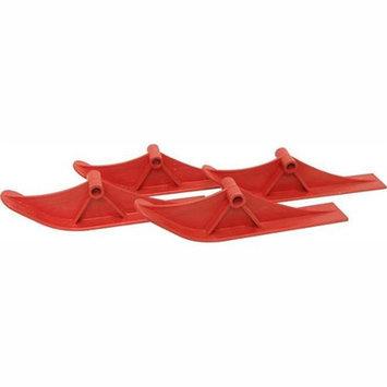 Millside Industries RFW95-P Sleigh Runners - Set of 4