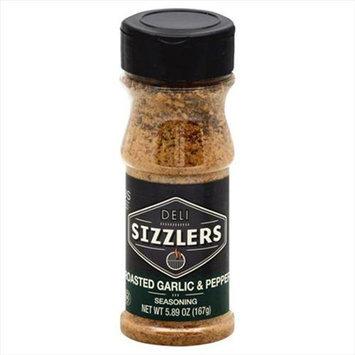 Altius 5.89 oz. Roasted Garlic & Pepper Seasoning Case Of 6