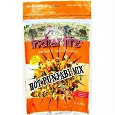 Indian Life Foods B38591 Indianlife Hot Punjabi Mix -8x7oz
