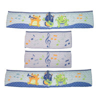 Baby's First Monsters Party Versatile Bumper