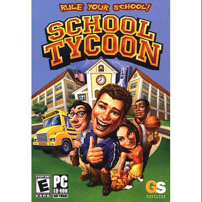 Take 2 Interactive 34413 School Tycoon
