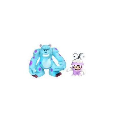 Spin Master MONSTERS INC.2 Figures - Sulley and Boo