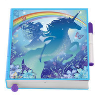 Spin Master Flutterbye Surprise Butterfly Diary - Blue