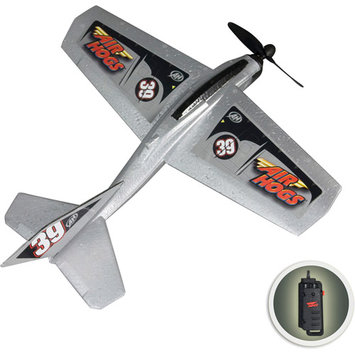 Spin Master Toys Air Hogs Remote-Controlled Wind Flyers, Silver