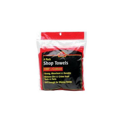Detailin Gear DetailiN Gear-Clean Rite-Tiger Accessories 3530 100 Percent Cotton Shop Towels