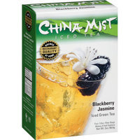 China Mist Brew-at-Home Iced Green Tea, Blackberry Jasmine, 2 oz, 6 pk