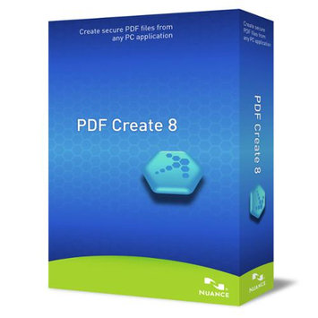 Nuance PDF Create v.8.0 - Complete Product - 1 Use