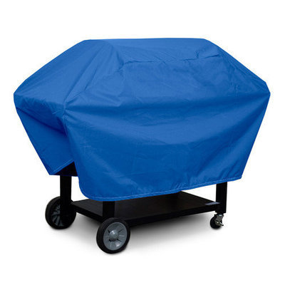 KoverRoos 83062 Weathermax Medium Barbecue Cover Charcoal - 23 D x 53 W x 35 H in.