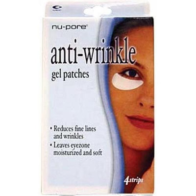 DDI Nu-Pore Anti-Wrinkle Gel Patches -Eyes- Case of 24
