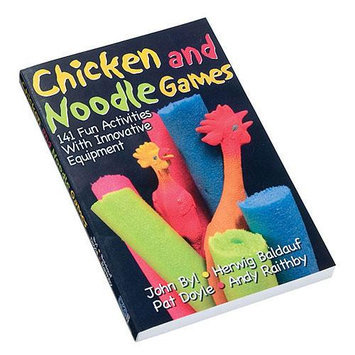 Human Kinetics Chicken and Noodle Games Book (EA)
