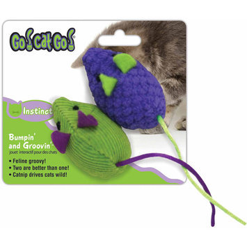 Ourpet's Company Ourpets Company 1080011630 Bumpin & Groovin Cat Toy