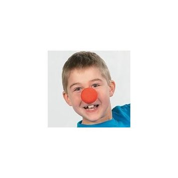 Oriental Trading Company Classic Clown Noses - Christmas Costumes & Accessories & Costume Accessories