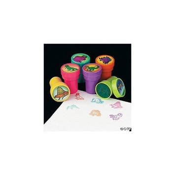 Otc Dinosaur Stampers - Curriculum Projects & Activities & Science