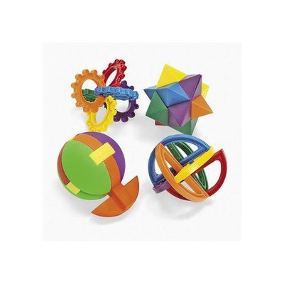Fun Express Puzzle Balls - Games & Activities & Puzzles