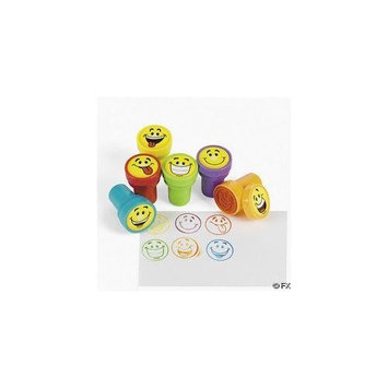 Otc Goofy Smile Face Stampers - Stationery & Stamps