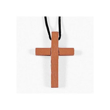Otc Terrys Village Cross Necklaces - Party and Events