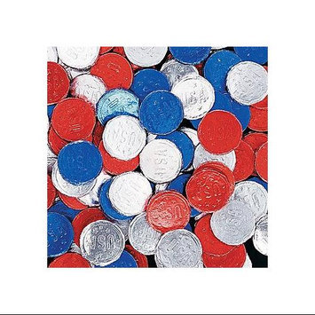 Oriental Trading Company Patriotic Bubble Gum Coins - Candy and Food