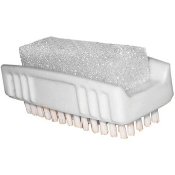 Bulk Buys Nail Brush with Pumice Stone - Pack of 10