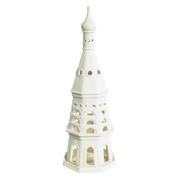 Authentic Models AR026 Ivan Tower in Bisque