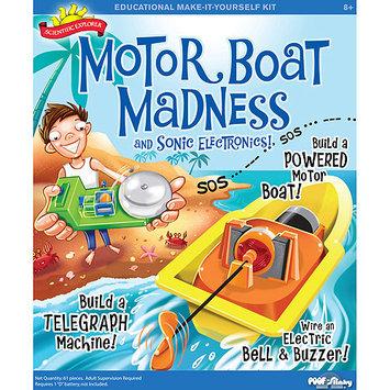 Poof-Slinky Motor Boat Madness Kit